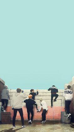 BTS Wallpapers — OT7 BTS Lockscreens~ Please like/reblog if you...