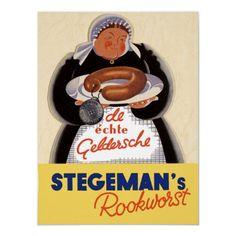 Stegemans Rookworst♥