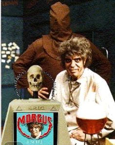 Morgus and Chopsley