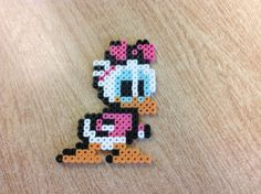 Perler Beads  of the mickey mouse | Webbey perler bead by Amanda Collison