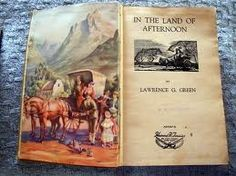 Lawrence G. Green - a man who wrote out stories that form part of South African history that the historians didn't deem interesting enough for facts... All of his books are fascinating reads!