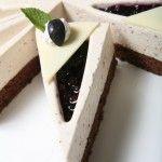 Liquid cheesecake