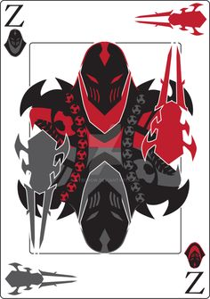 Zedcard2 by aybCrow on DeviantArt