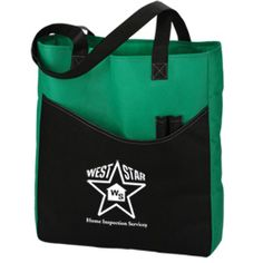 Make a lasting brand impression with this imprinted bag!