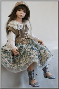 Ooak Aus Der Zawieruszynski Collection 2019 Dolls Dolls & Bears Amalia