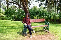 #TamanNusantara #Indonesia #Me #Girl #Garden