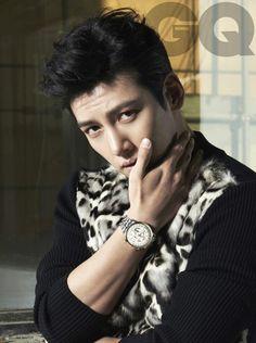 Ji Chang Wook for Citizen Watch in _GQ_ Magazine Choi Jin Hyuk, Jung Hyun, Korean Star, Korean Men, Asian Men, Asian Actors, Korean Actors, Korean Dramas, Marie Claire