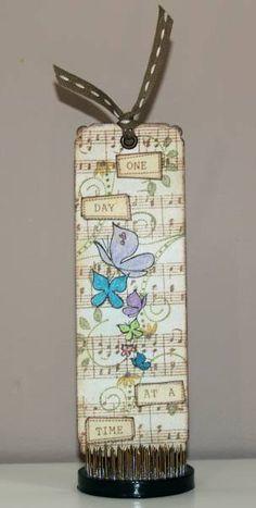 Ippity Bookmark Bookmarks - Marcapáginas - Puntos de libro