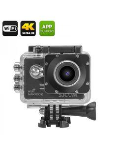 SJCAM SJ5000X Elite 2K Action Camera (Black)