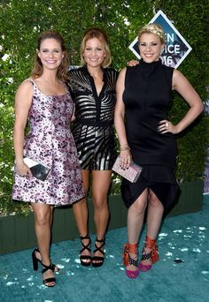 Pin for Later: The Ladies of Fuller House Break From Filming For a Fun Night at the Teen Choice Awards