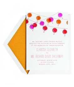 New invitations: PAPER by Paperless Post