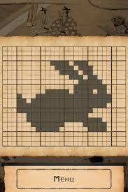 Image result for elephant fair isle chart - rabbit (?)