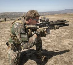 Marine Raider Battalion (MARSOC) conducting ground training at Camp Pendleton.