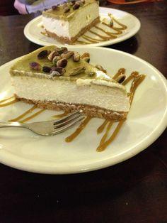 #Cheesecake at #Speedypub #Monza