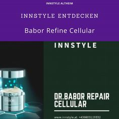 1-InnStyle — 🚫Babor Repair Cellular - Zeitlos schön🚫 * ⚠️●... Shops, Nice Asses, Tents, Retail, Retail Stores