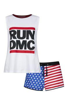 Ensemble Run DMC