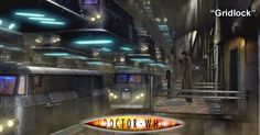 Doctor Who Online: Doctor Who 181: Gridlock