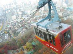 Seoul Namsan Cable Car