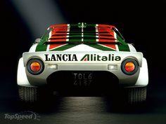 1974ランチアストラトス