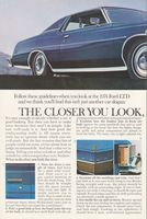 LTD Guidelines by Ford 1974 Ad Picture