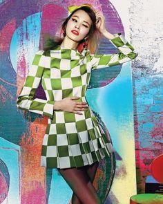 Song Kyung Ah for Vogue Korea by Bosung Kim