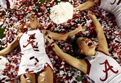 The 13 Happiest Photos Of Alabama Winning The National Championships