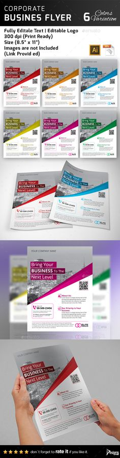 Multipurpose Business Flyers Templates Business flyer templates - business pamphlet templates