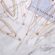 Προϊόντα – Σελίδα 3 – My buy&cheap Necklace Types, Star Necklace, Heart Pendant Necklace, Necklace Set, Pendant Jewelry, Nice Jewelry, Jewelry Shop, Geometric Star, Geometric Necklace