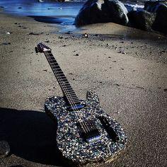 "Galletta Guitar   ""The Porpoise"""