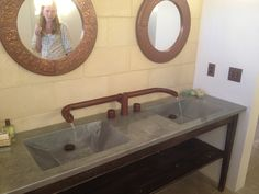 Powder Rooms Faucets And Vanities On Pinterest