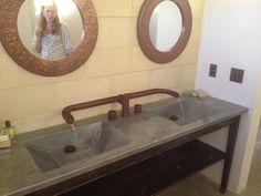 Powder rooms faucets and vanities on pinterest for Bathroom fixtures san jose