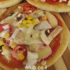 פיצה במחבת / צילום : ניקי ב