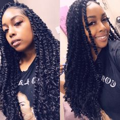 Passion Twists Hairstyles 2020 Twist Passion Twist Spring Twist Styledby Yalemichelle Of 97 Awesome Passion Twists Hairstyles 2020 Half Braided Hairstyles, Crochet Braids Hairstyles, Black Girls Hairstyles, Natural Twist Hairstyles, Senegalese Twist Hairstyles, Ethnic Hairstyles, Protective Hairstyles, Black Girl Braids, Girls Braids