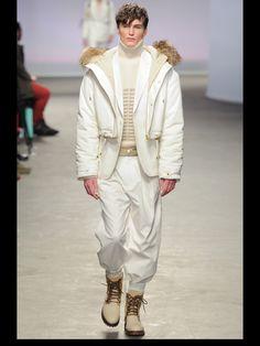 Top man design  2013 fall menswear collection