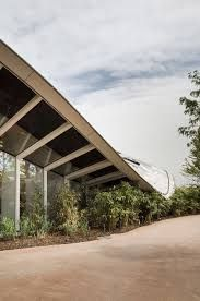 Image result for gridshell to flat roof