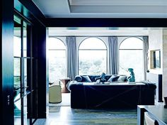 House tour: a Melbourne home gets a Californian update - Vogue Living