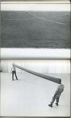Franz Erhard Walther : Werkmonographie
