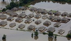 Louisiana Flooded By Historic Storm Not Seen In 500 Years And Hurricane Season…