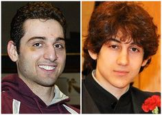 Boston Marathon bombing suspects Tamerlan Tsarnaev, 26, (now deceased) and Dzhokhar Tsarnaev, 19 (right).   The suspected Boston Marathon bombers wanted to attack New York — and specifically planned to blow up Times Square before they were captured, authorities said today.  Tamerlan Tsarnaev, 26, and Dzhokhar Tsarnaev, 19, hatched their Gotham-bombing plans on the fly, shortly after carjacking a Mercedes SUV from motorist in Cambridge