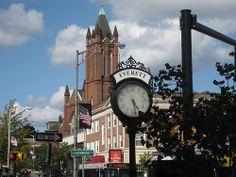 Everett, Mass.  Where I was born 12/29/1962