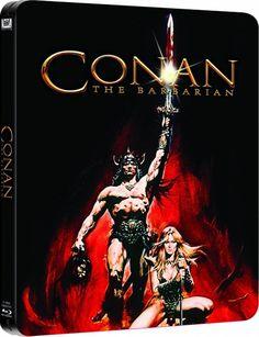 Conan SteelBook