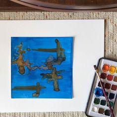 Vibrant piece from @nishtharamani follow their page for more great art. . . Love for abstraction...... . . . . . #worldofartists #worldart #artcollective #art_worldly #art_empire #artfido #abstractart #abstractpainting #artiststudio #artforsale #mixedmedia #watercolorpainting #aquarelle #watercolour_gallery #winsorandnewton #watercolorartist #iloveart #artaddict #surrealism #fineart #expressionism #figurativeart #modernart #artistsoninstagram #art_we_inspire#artist_features #artforlife…