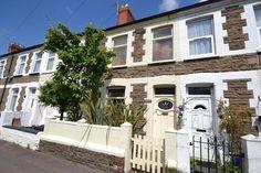 2 bedroom terraced house for sale in Keppoch Street, Roath, Cardiff, .
