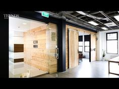 How to achieve a distinctive office interior design on a modest budget – offices for EightyOne - YouTube
