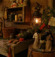 LOVE primitives! Christmas Update today 10 am Cali time/1pm eastern. Hope you'll visit Sweet Liberty Homestead! http://www.picturetrail.com/sweetliberty