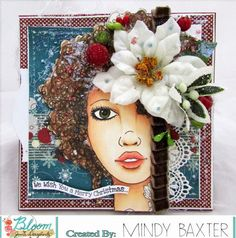 Jamie Dougherty Designs: Merry Christmas Summer with Mindy