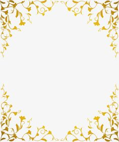 Vector Gold pattern frame, Vector, Golden, Pattern PNG and Vector Gold Wallpaper Background, Poster Background Design, Wallpaper Backgrounds, Free Frames, Borders And Frames, Blog Banner, Text Frame, Invitation Background, Golden Pattern