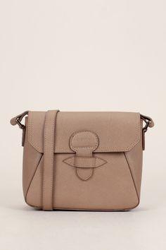 Town bag - s10838 - Brown / Bronze 1