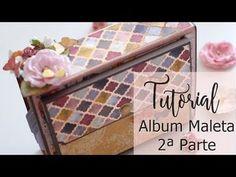 Tutorial Album Maleta: Be Free 2/2 - YouTube