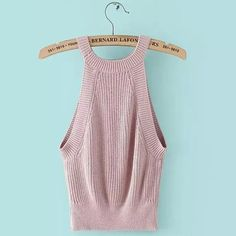 Item Type: Tops Gender: Women Pattern Type: Solid Model Number: TT228 Clothing Length: Short Style: High Street Material: Cotton,Polyester Fabric Type: Knitted Brand Name: Colysmo Decoration: None Tops Type: Tank Tops Color Style: Natural Color